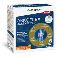 Envelopes de colágeno Arkoflex Dolexpert Plus (laranja)