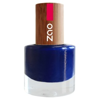 Nail polish 653 Midnight blue