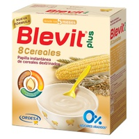 Blevit Plus 8 Cereais