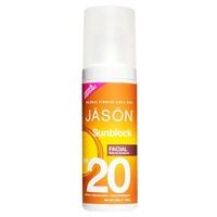 Protector Solar Facial Sun Block Spf 20