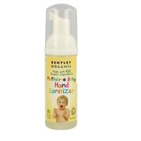 Desinfectante de manos mamá y bebé