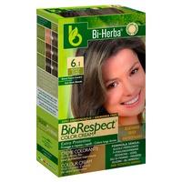 Color Crema Colorante Bio Respect - 6.1 Rubio oscuro ceniza