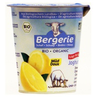 Yogur de Oveja Semidesnatado de Limón