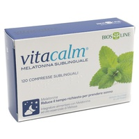 VitaCalm Melatolina Sublingual