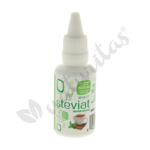 Endulzante Steviat 30 ml de Soria Natural