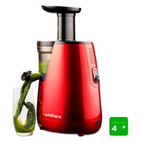 Extractor de Zumos 4G Plus (Rojo)