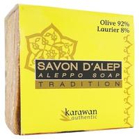 Savon d'Alep Tradition 8% huile de baie de laurier