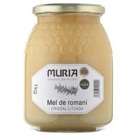 Crystallized Rosemary Honey