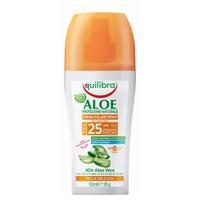 Aloe Crema Solare Spray Spf 25