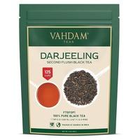 Schwarzer Tee täglich darjeeling sf