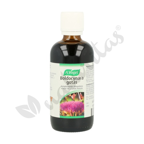 Boldocynara gotas 100 ml de A.Vogel - Bioforce - Biotta