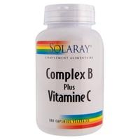 Complex B plus Vitamin C