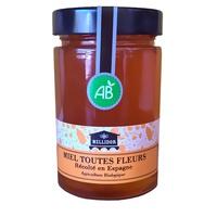 Organic All Flower Honey
