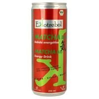 Bebida energética con Matcha Bio 250 ml de Ekotrebol