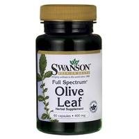 Premium full spectrum olive leaf 400mg
