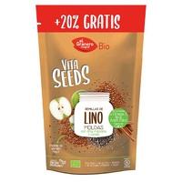 Vitaseeds Semillas de Lino, Chía, Manzana y Canela
