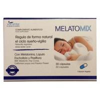 Melatomix Melatonina (+Lupulo+Pasiflora+Escholtzia)