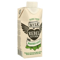 Bebida de Coco con Té Verde Matcha