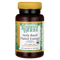 Superior herbs holy basil extract - standardized 400mg
