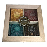 Erbo Ritual Cofanneto Wooden Box with Infusions
