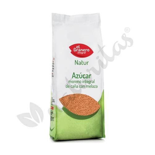 Azúcar Moreno de Caña Integral Con Melaza 1 kg de El Granero Integral
