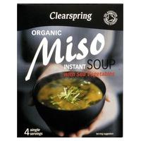 Sopa de Miso y Algas