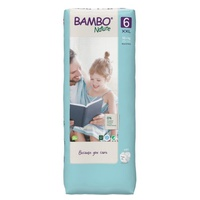 T6 diapers (+ 16Kg) ECO