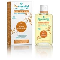 Aceite de masaje ecológico SOS Flex - Arnica & Gaulteria
