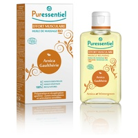 Ecological massage oil SOS Flex Arnica & Gaulteria