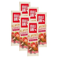 Pack Barrita Proteica de Almendras y Fresas