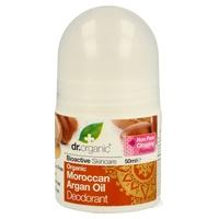 Desodorante Aceite Argán Marroquí Organico