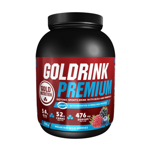 Goldrink Premium (Frutas del bosque)