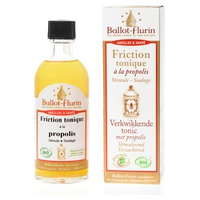 Tonic friction with Organic Propolis