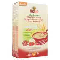 Organic Muesli Porridge