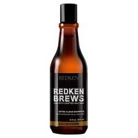 Redken brews extra cleansing shampoo for men