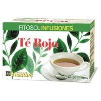 Napary z czerwonej herbaty