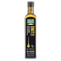 Flax oil 1st cold pressure Bio