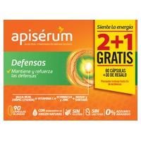 Pack apiserum defensas 2+1 gratis