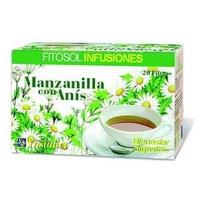 Infusiones Manzanilla con Anis
