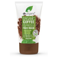 Organic Coffee Espresso Face Mask