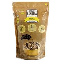 Granola au chocolat biologique sans gluten