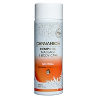 Aceite Masaje X-Oil Neutral 100 ml de Cannabios