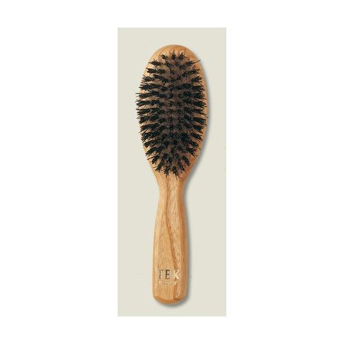Cepillo oval con cerdas de jabalí