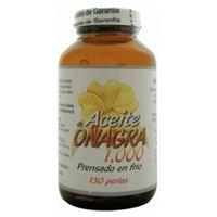 Aceite de Onagra 130 perlas de 1000 mg de El Valle