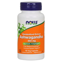 Ashwagandha 450 mg Extracto Estandarizado a 2,5% Withanólidos
