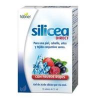 Silicea Direct (sabor a frutas vermelhas)