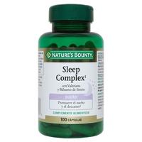 Sleep complex+valeriana+bálsamo limón