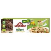 Espagueti de Arroz Integral Sin Gluten Bio Vegano
