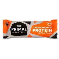 Barrita Proteína Naranja y Chocolate Paleo