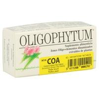 Oligophytum Cobre, Oro, Plata (H14 COA)